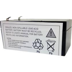 Baterija za UPS Conrad energy nadomešča orig. baterijo RBC47 primerno za model: BE325, BE325-CN, BE325-IT