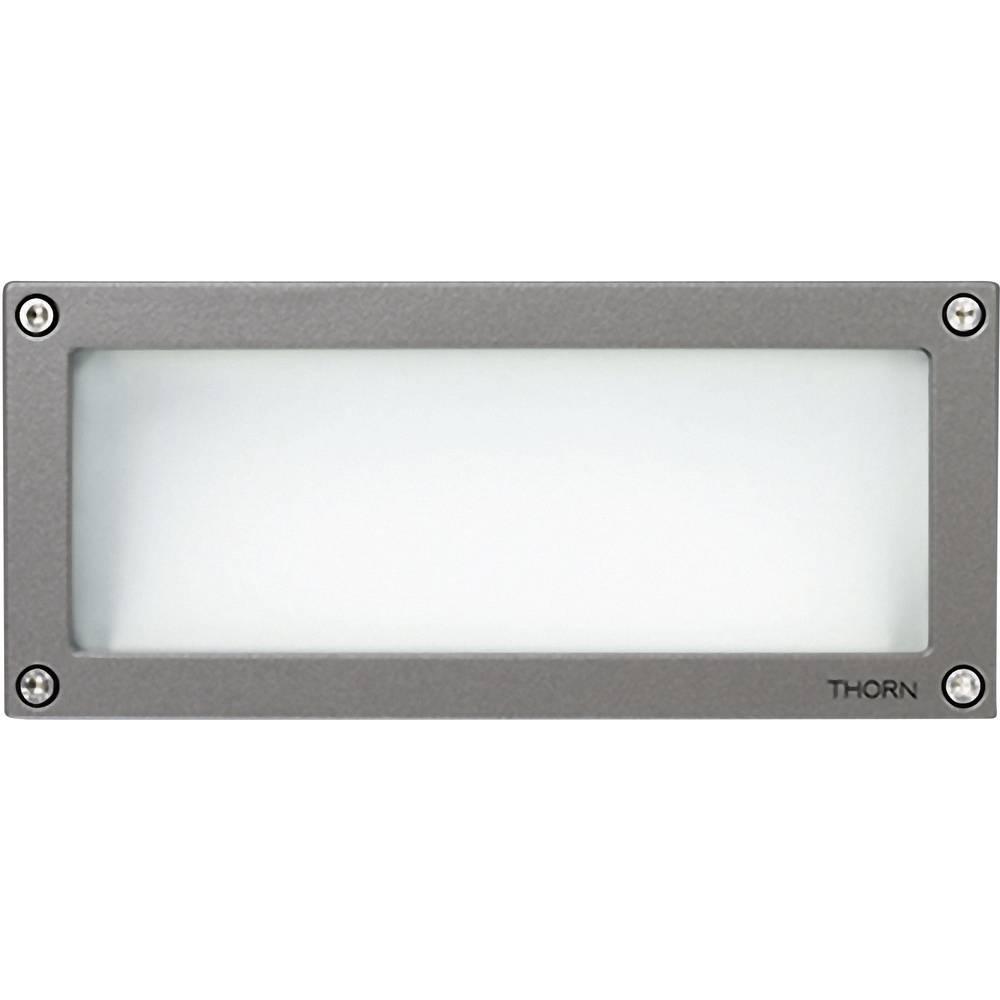 LED-Zunanja vgradna luč 11.5 W Thorn 96262126 siva