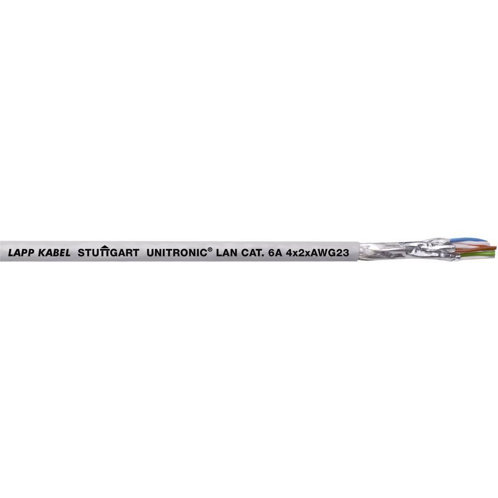 Mrežni kabel CAT 6a F/FTP 4 x 2 x 0.20 mm narančaste boje LappKabel 2170196 roba na metre