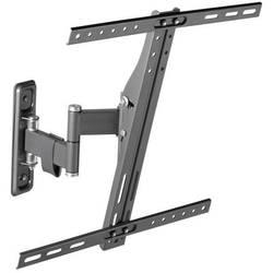 TV-väggfäste Vivanco 81,3 cm (32) - 119,4 cm (47) 25 kg Tilt + Svängbar, Roterbar Svart