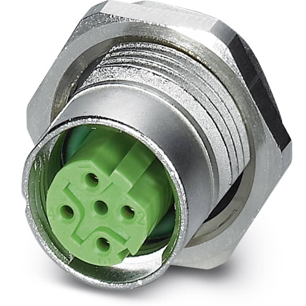 SACC-DSI-FSD-4CON-L180/SH GN - vgradni vtični konektor, SACC-DSI-FSD-4CON-L180/SH GN Phoenix Contact vsebuje: 20 kosov