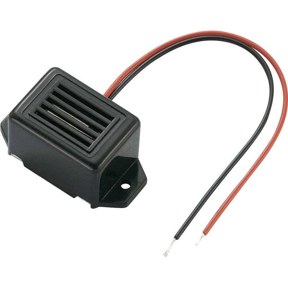 Miniature summer Støjudvikling: 70 dB Spænding: 1.5 V Kontinuerlig lyd (value.1730255) KEPO KPMB-G2315L1-K6439 1 stk