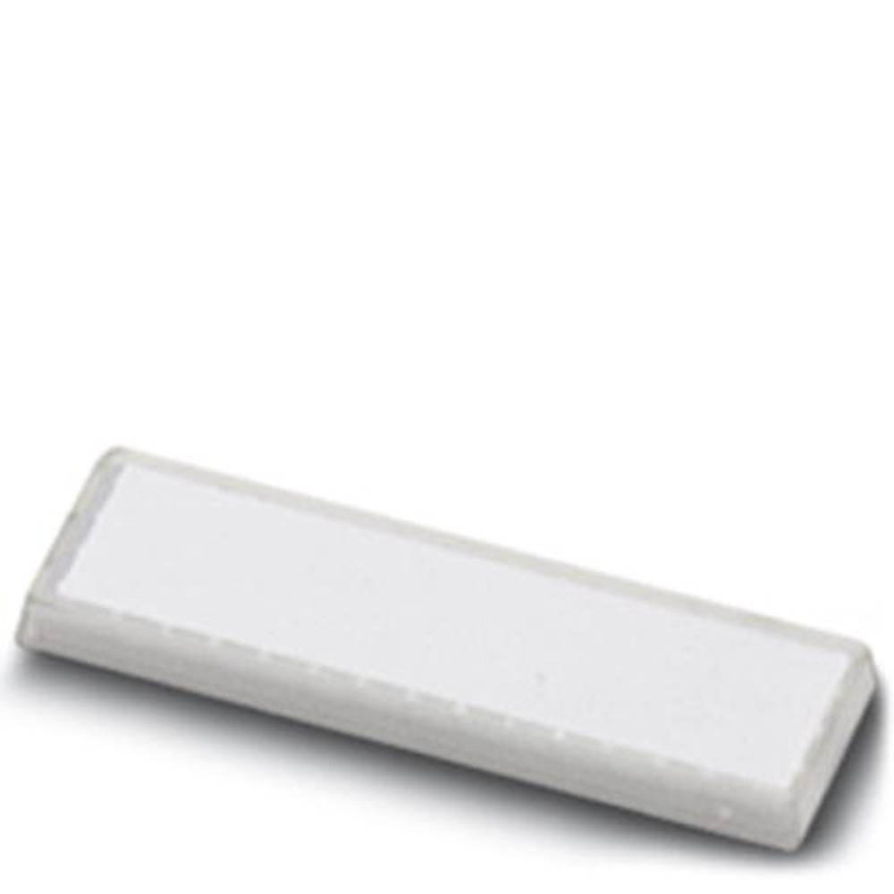 Označevalnik naprav, montaža: vijačna, površina: 56 x 14 mm primeren za serijo univerzalno uporabo, Phoenix Contact SSMK 60X18 5