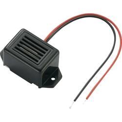 Miniature summer Støjudvikling: 75 dB Spænding: 9 V Kontinuerlig lyd (value.1730255) KEPO KPMB-G2309L1-K6410 1 stk