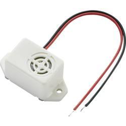Miniature summer Støjudvikling: 75 dB Spænding: 3 V Kontinuerlig lyd (value.1730255) KEPO KPMB-G2203L-K6343 1 stk