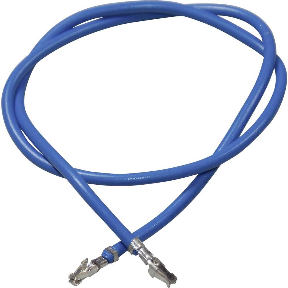 Konfektionerede kabler PHD Samlet antal poler 1 JST 810793 1 stk