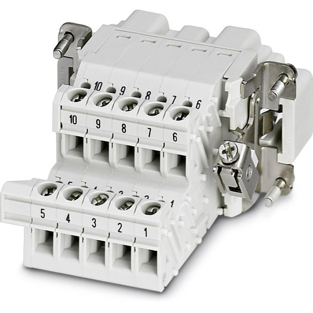 HC-B 10-A-UT-PEL-M - Terminal Adapter Phoenix Contact HC-B 10-A-UT-PEL-M 5 stk