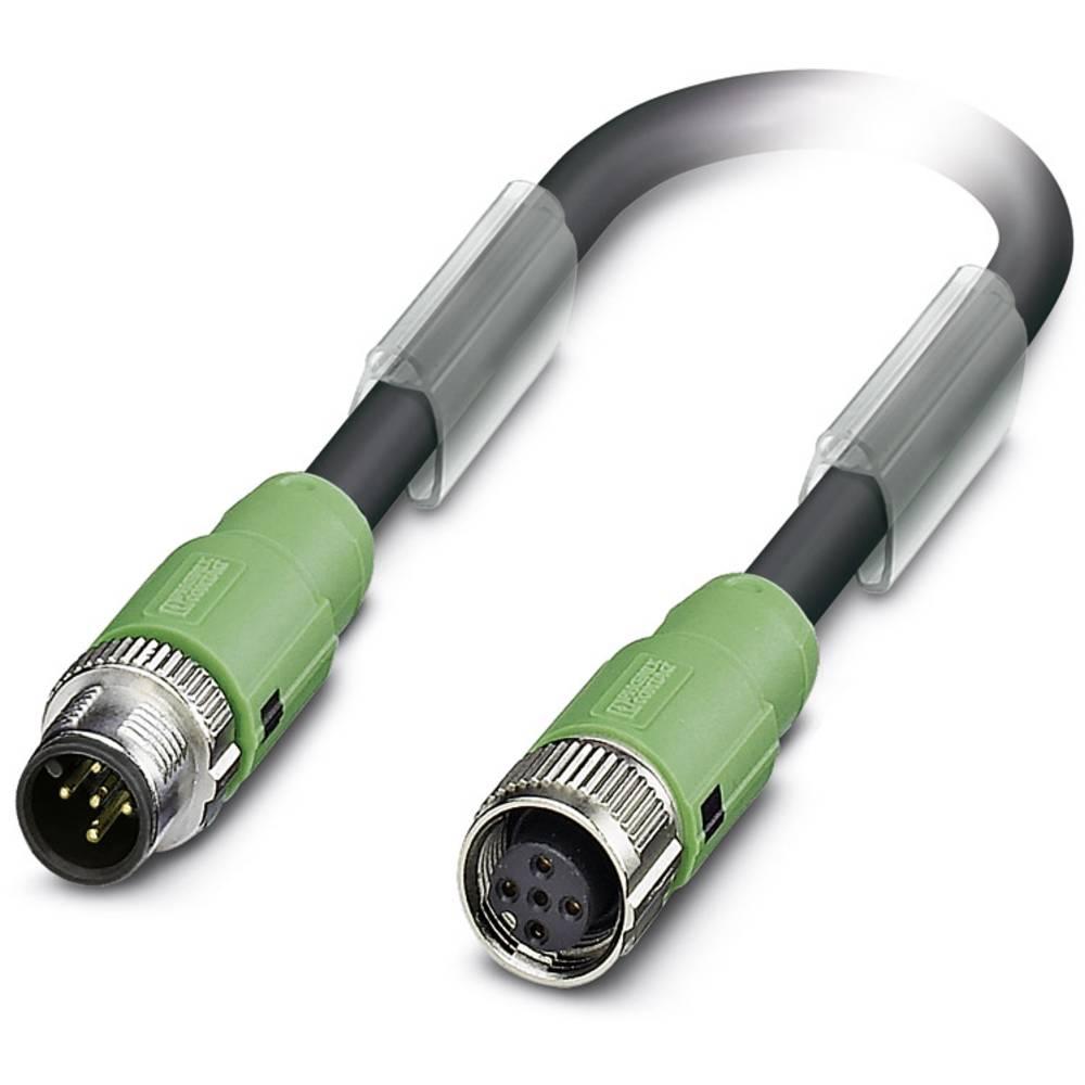 Senzorski/aktuatorski kabel SAC-5P-MS/ 0,5-186/FS SCO Phoenix Contact vsebuje: 1 kos