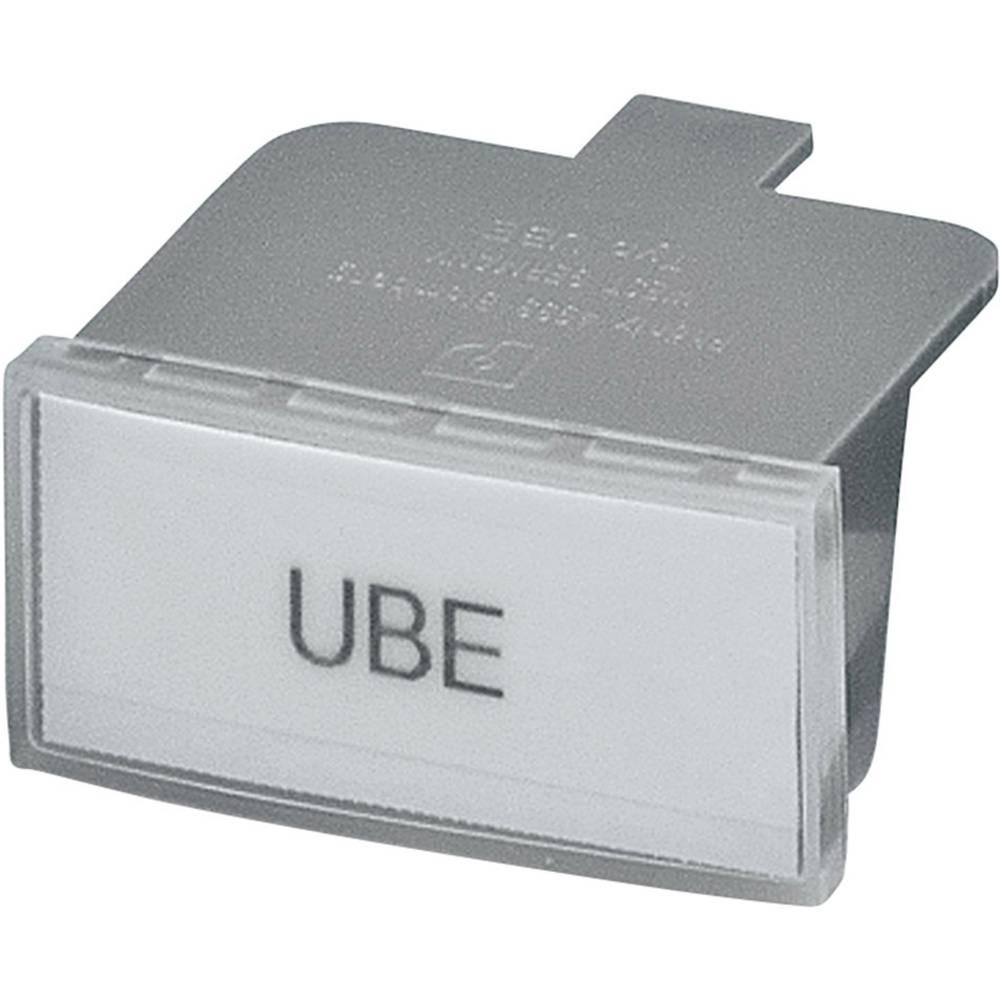 UBE + ES / KMK 3 - Marker UBE + ES/KMK 3 Phoenix Contact Indhold: 10 stk