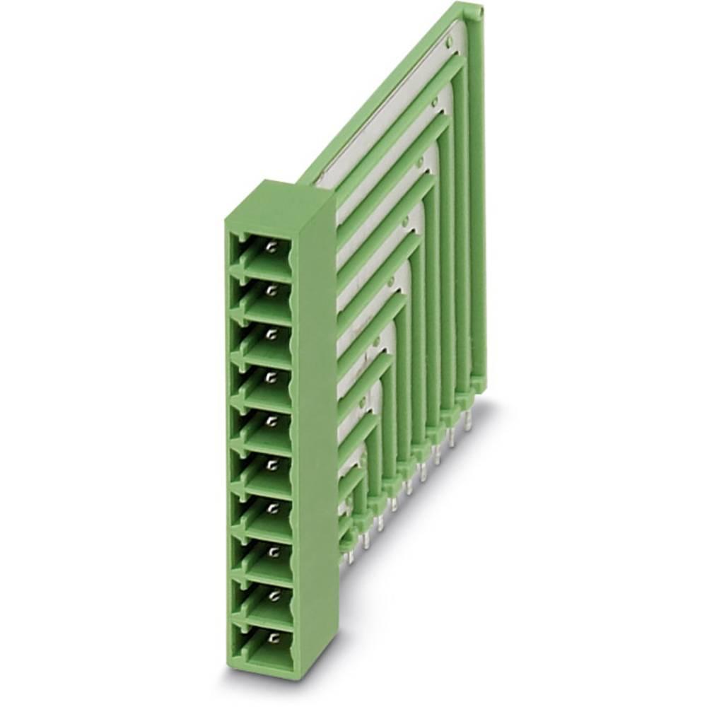 Stiftkabinet-printplade MCO (value.1360914) Samlet antal poler 3 Phoenix Contact 1861730 Rastermål: 3.81 mm 50 stk