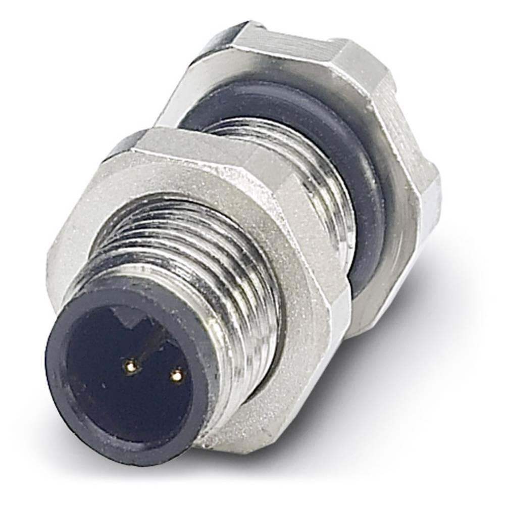 SACC-DSI-M5MS-4CON-L180 - vgradni vtični konektor, SACC-DSI-M5MS-4CON-L180 Phoenix Contact vsebuje: 20 kosov