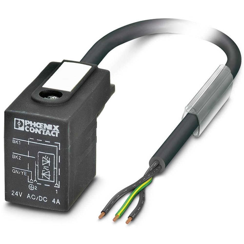 Sensor / aktuatorledninger Phoenix Contact SAC-3P- 5,0-PUR/B-1L-Z 1 stk