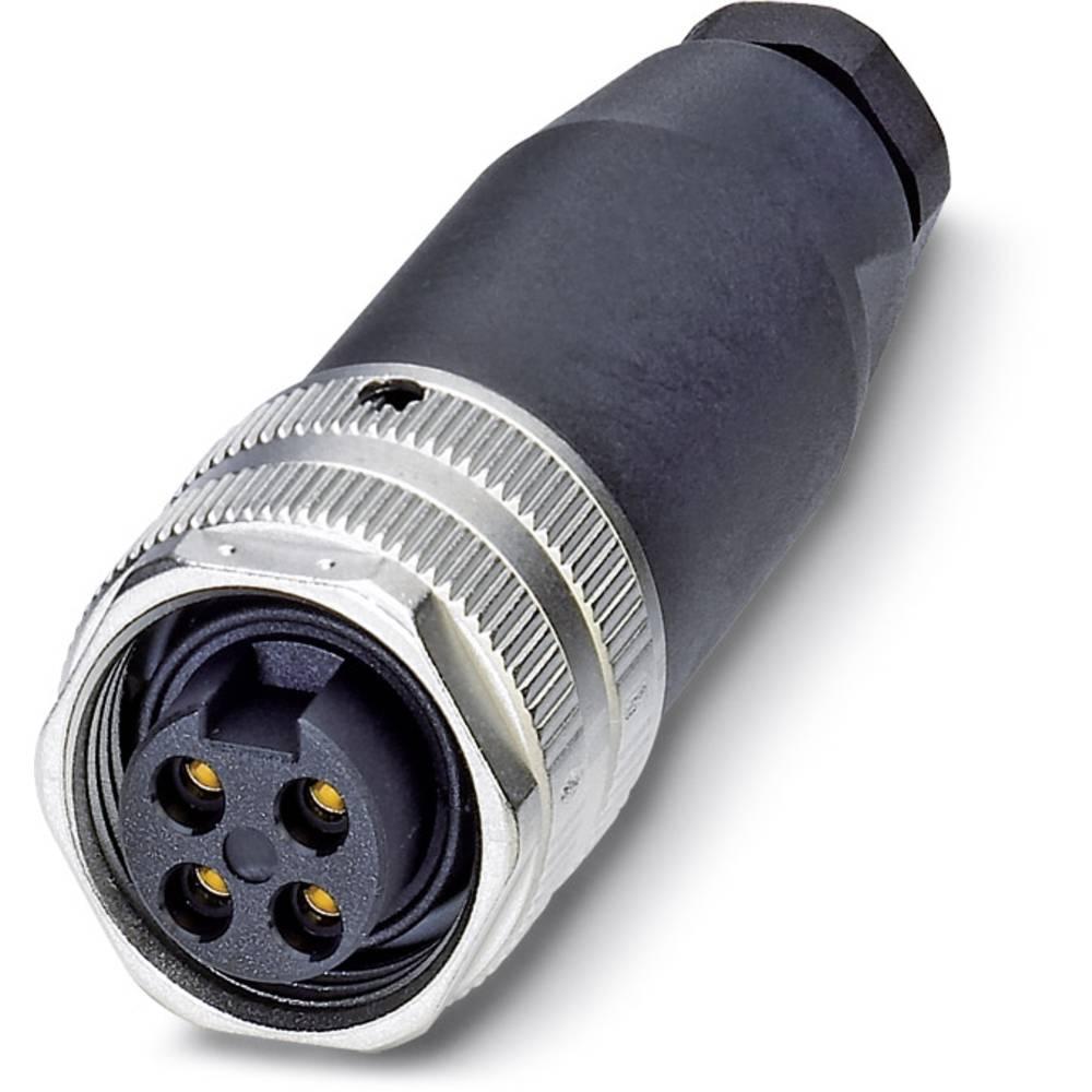 SACC-MINFS-4CON-PG 9 - vtični konektor, SACC-MINFS-4CON-PG 9 Phoenix Contact vsebuje: 1 kos