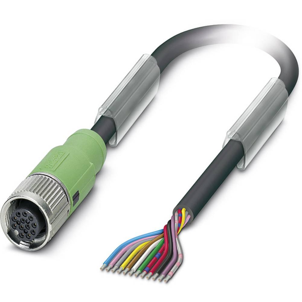 Senzorski/aktuatorski kabel SAC-12P- 5,0-PUR/FS SCO Phoenix Contact vsebuje: 1 kos