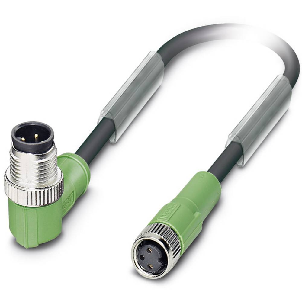 Sensor-, aktuator-stik, Phoenix Contact SAC-3P-M12MR/1,5-PUR/M 8FS 1 stk