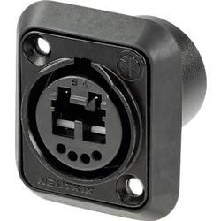 LWL-Steckverbinder Neutrik NO2-4FDW-A Stikforbinder (værdi.1401667)