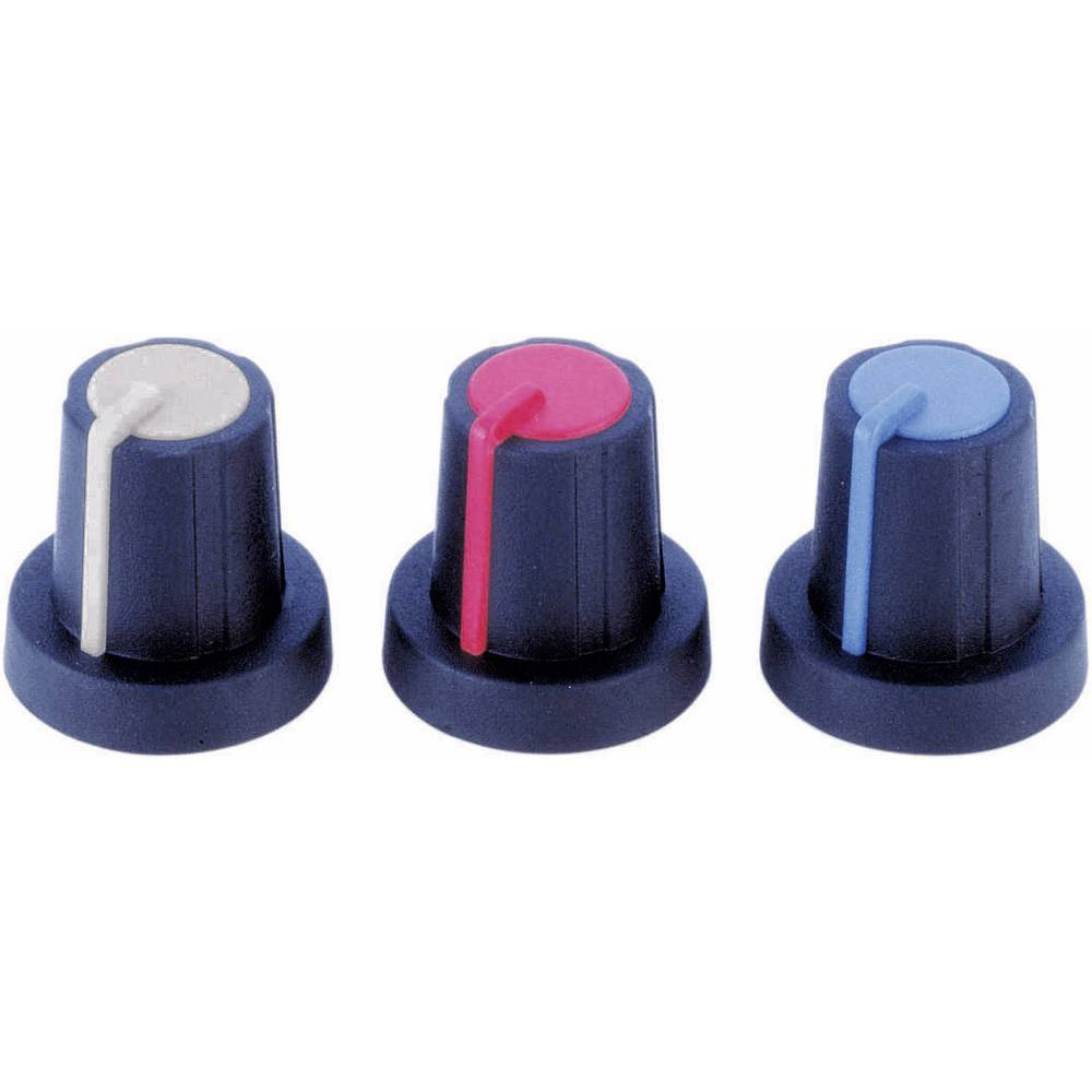 PB Fastener ''Soft touch'' gumbza upravljanje 3/03/TPN 110006, 6mm plava 3030420
