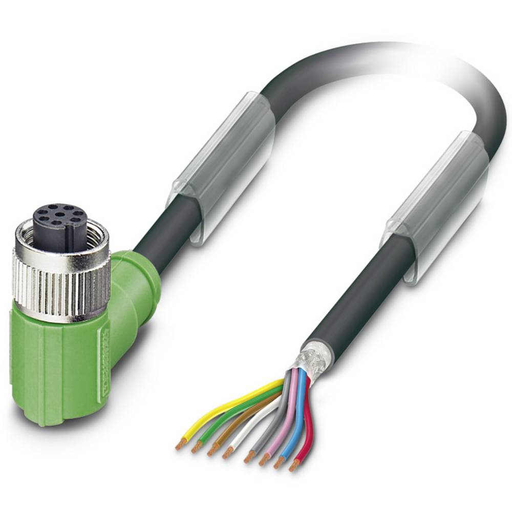 Senzorski/aktuatorski kabel SAC-8P-10,0-PUR/M12FR SH Phoenix Contact vsebuje: 1 kos