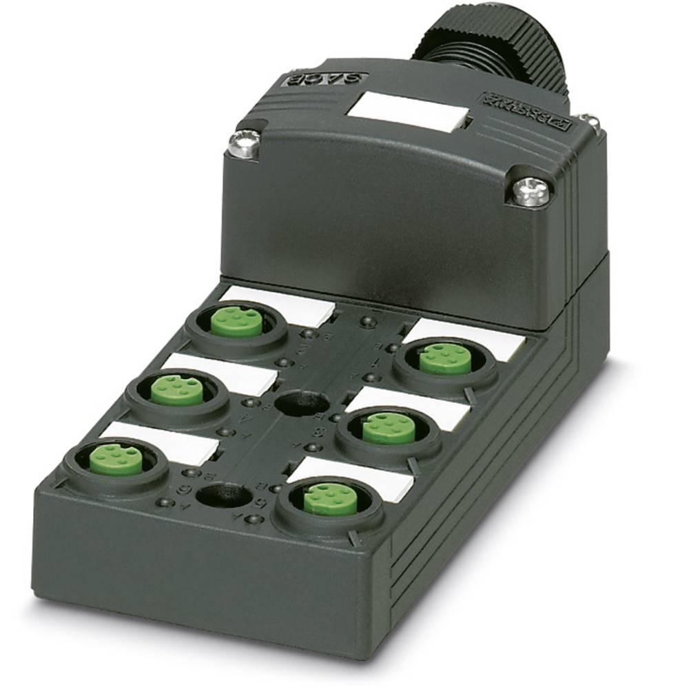 SACB-6/ 6-L-SC SCO P - škatla za senzorje/aktuatorje SACB-6/ 6-L-SC SCO P Phoenix Contact vsebuje: 1 kos