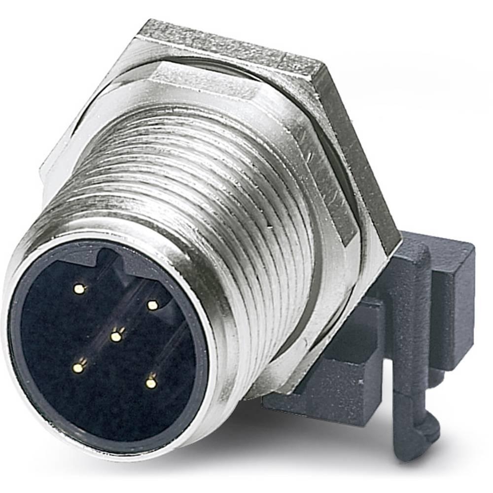 SACC-DSIV-M12MSB-5CON-L 90 - vgradni vtični konektor, SACC-DSIV-M12MSB-5CON-L 90 Phoenix Contact vsebuje: 10 kosov