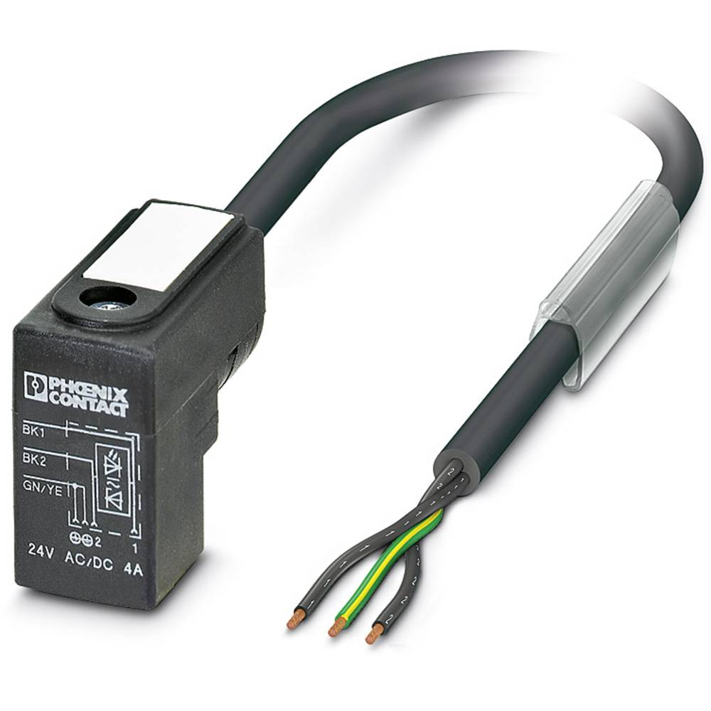 Sensor / aktuatorledninger Phoenix Contact SAC-3P- 1,5-PUR/CI-1L-Z 1 stk