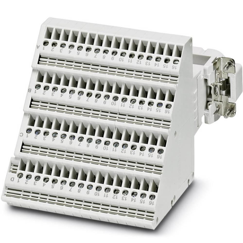 HC-D 64-A-UT-PER-M - Terminal Adapter Phoenix Contact HC-D 64-A-UT-PER-M 1 stk