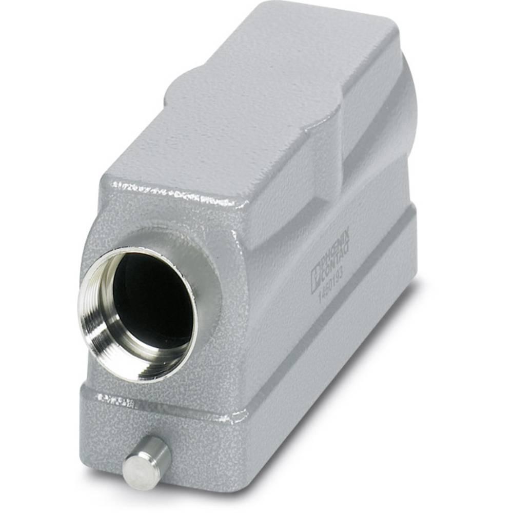 Ohišje nastavkov HC-B 24-TFL-N-O1PG21S 1460193 Phoenix Contact 10 kosov