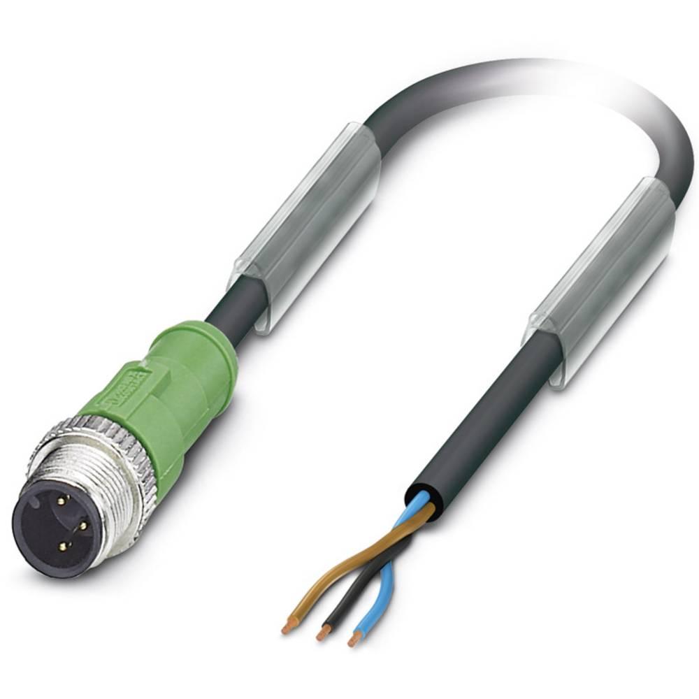 Sensor-, aktuator-stik, Phoenix Contact SAC-3P-M12MS/5,0-PVC 1 stk