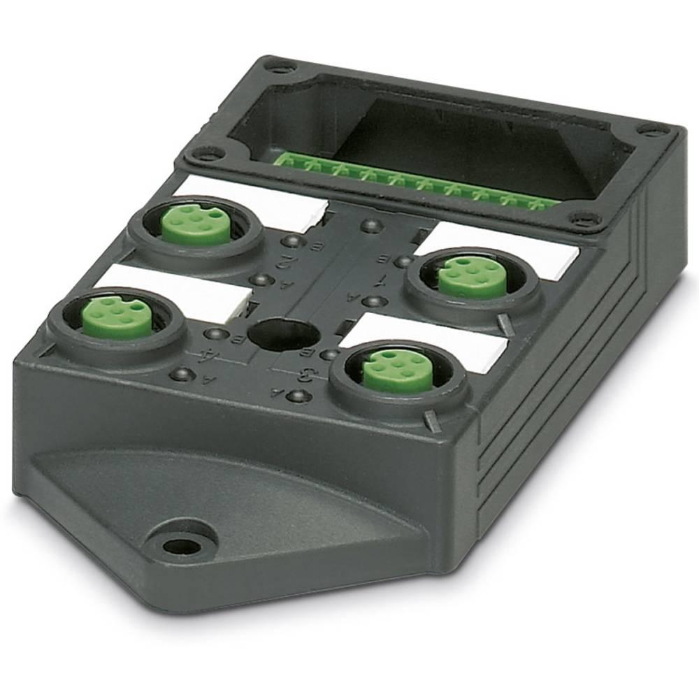 SACB-4/ 4-L-C GG SCO P - škatla za senzorje/aktuatorje-GrundOhišje SACB-4/ 4-L-C GG SCO P Phoenix Contact vsebuje: 1 kos