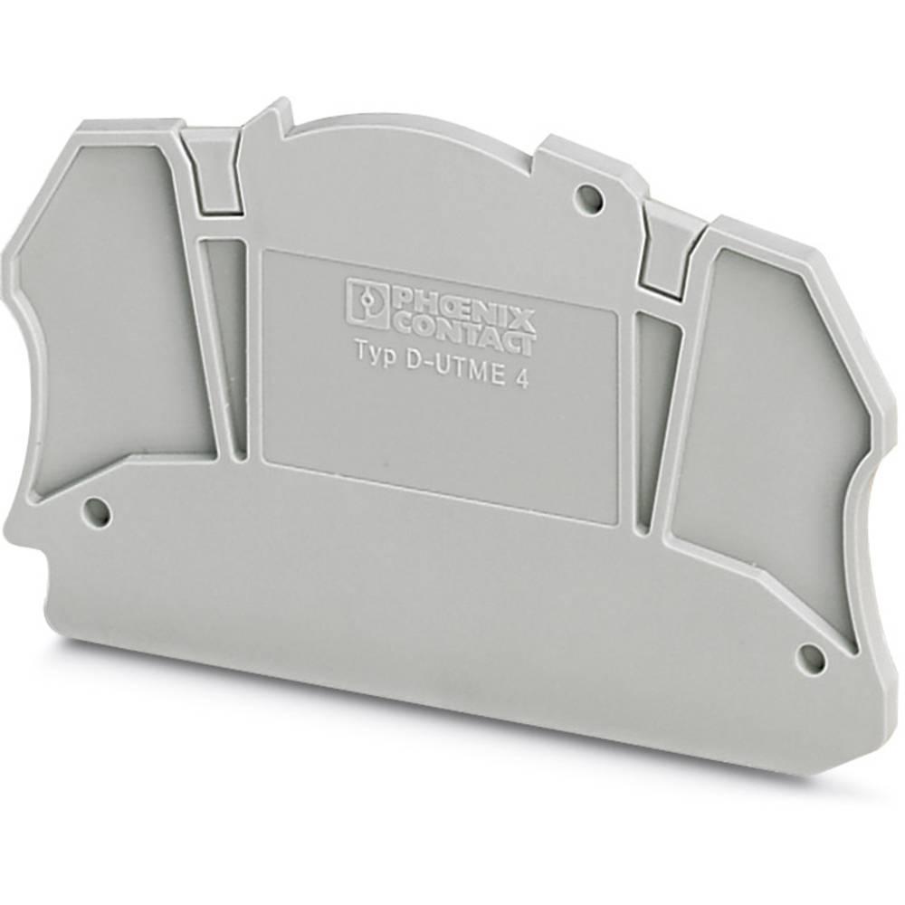 D-URELG - endedæksel D-URELG Phoenix Contact Indhold: 50 stk