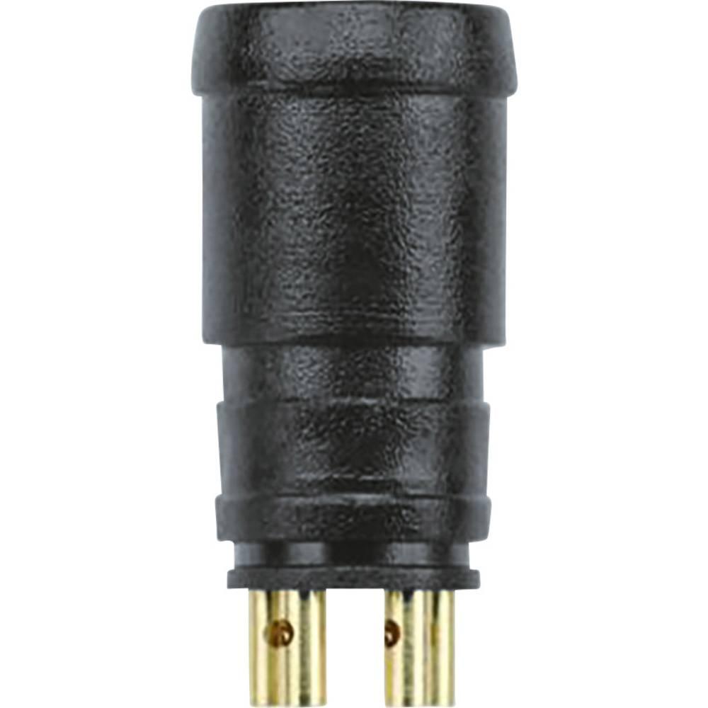 Vgradni moški konektor Escha ESP3S, M8, poli: 3, vsebina: 1kos 8008163