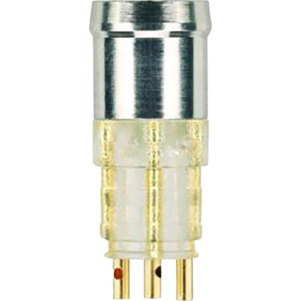 Vgradni moški konektor Escha ESHP3L, M8, poli: 3, vsebina: 1kos 8008161