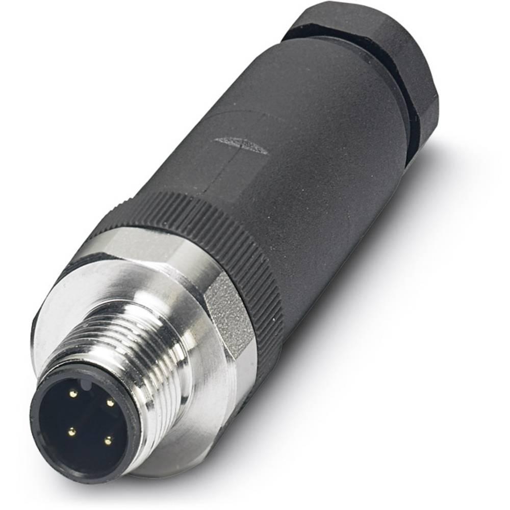 SACC-M12MS-4CON-PG 9-VA - vtični konektor, SACC-M12MS-4CON-PG 9-VA Phoenix Contact vsebuje: 1 kos