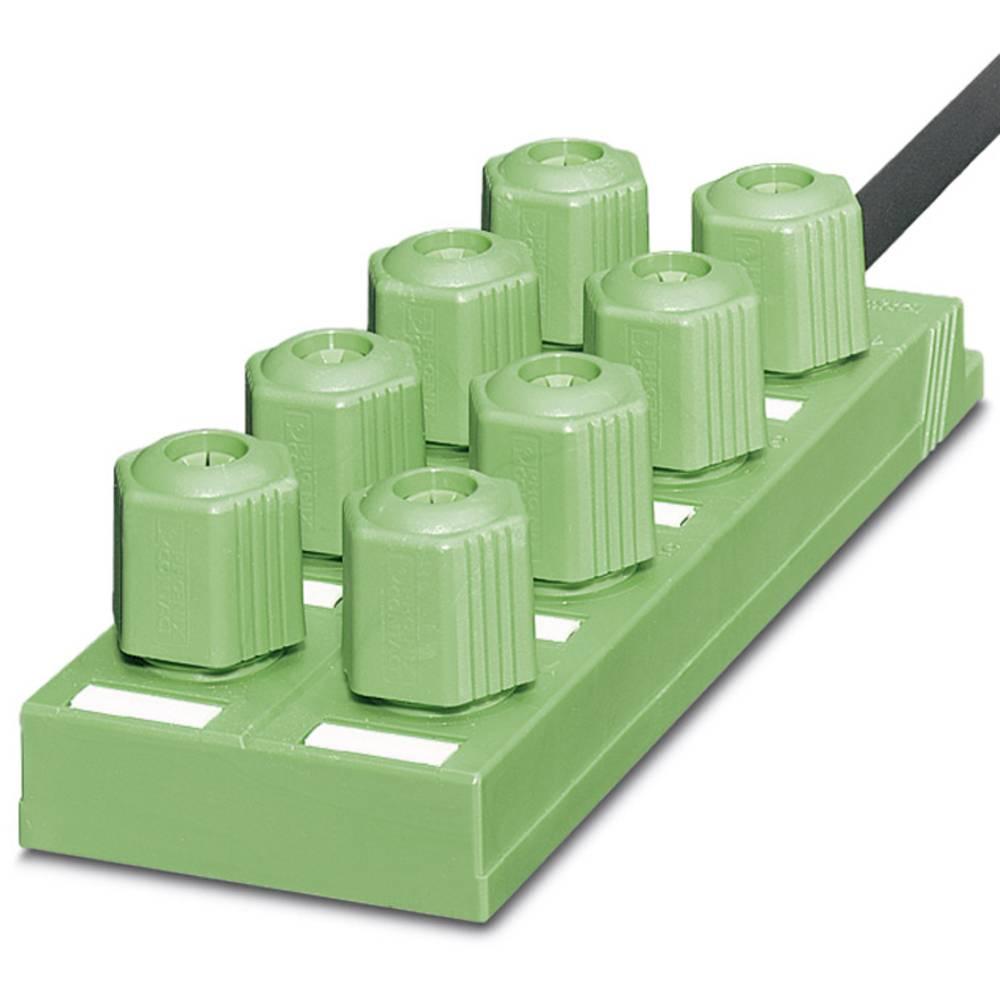 SACB-8Q/4P-L-10,0PUR - škatla za senzorje/aktuatorje SACB-8Q/4P-L-10,0PUR Phoenix Contact vsebuje: 1 kos