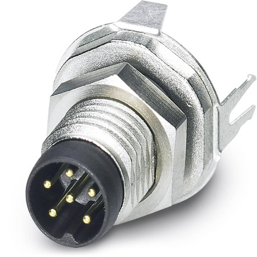 SACC-DSI-M 8MS-6CON-L180 SH - vgradni vtični konektor, SACC-DSI-M 8MS-6CON-L180 SH Phoenix Contact vsebuje: 20 kosov