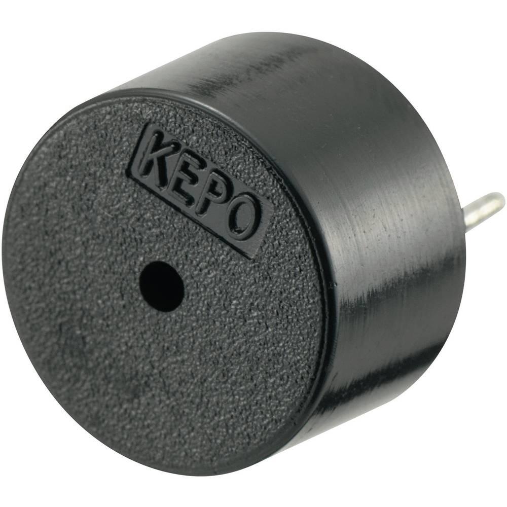 Piezo brenčalo serije KP, hrup: 80 dB, 12 V/DC, poraba toka:: 80 dB, 12 V/DC, poraba toka: KPT-G1210-K8436 KEPO