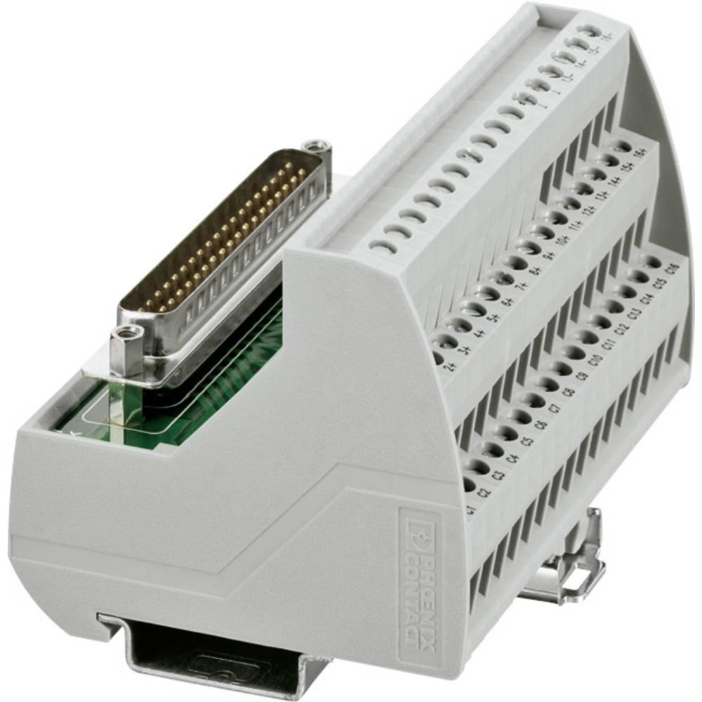 VIP-3/SC/D37SUB/M/HW/C300 - Prenosni modul VIP-3/SC/D37SUB/M/HW/C300 Phoenix Contact vsebina: 1 kos