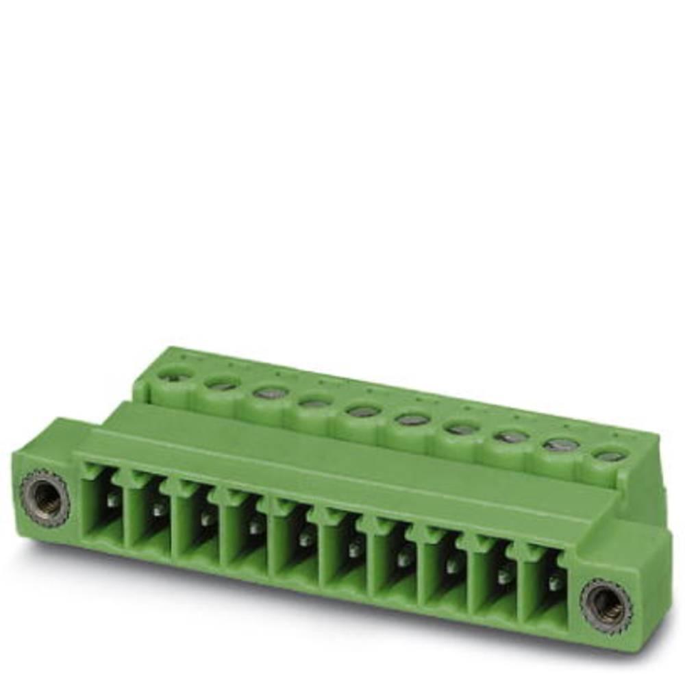 Pinsko ohišje za tiskano vezje IMC Phoenix Contact 1858044 raster: 3.81 mm 50 kosov