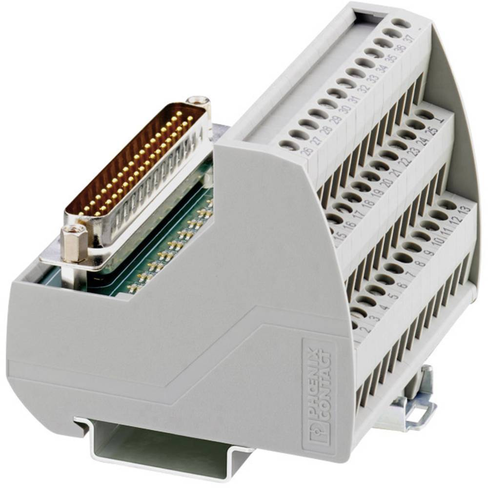 VIP-3/SC/D37SUB/M/LED - Prenosni modul VIP-3/SC/D37SUB/M/LED Phoenix Contact vsebina: 1 kos