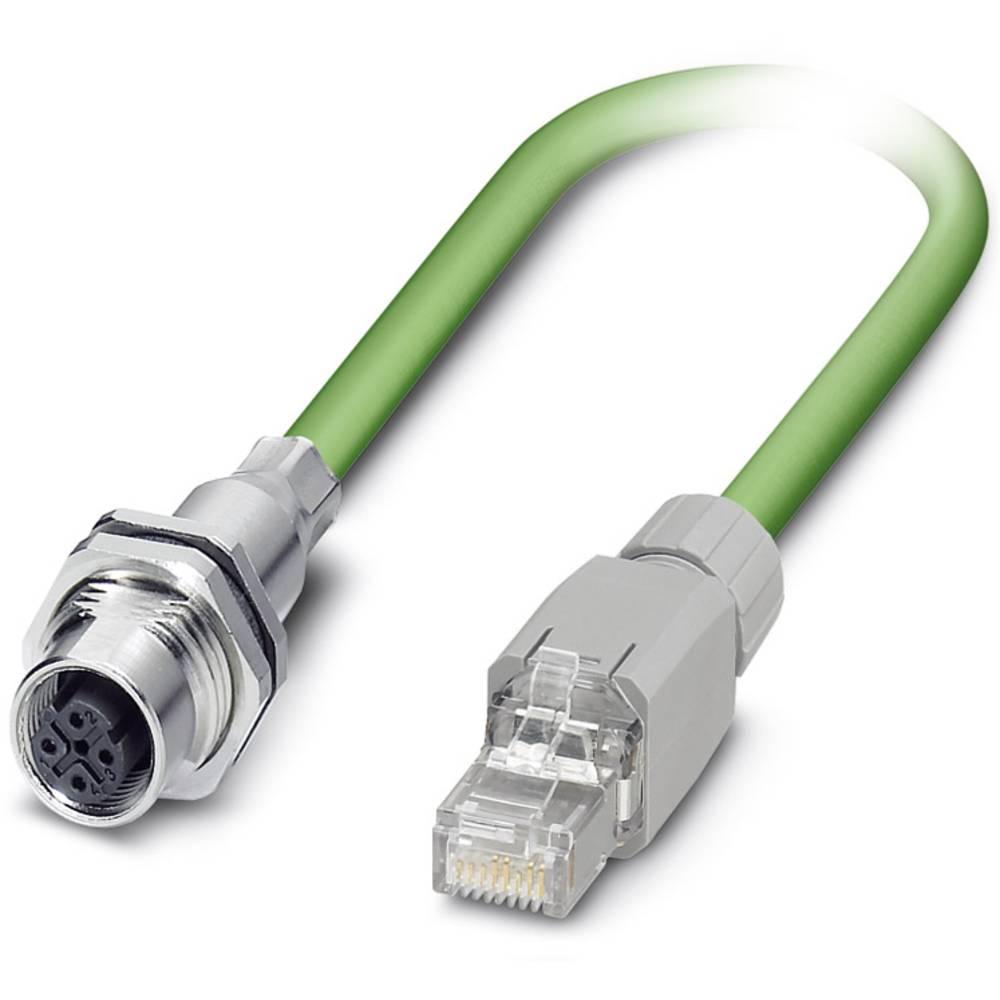 VS-M12FSBPS-IP20-93B/5,0 - kabel VS-M12FSBPS-IP20-93B/5,0 Phoenix Contact 1404369 1 kos