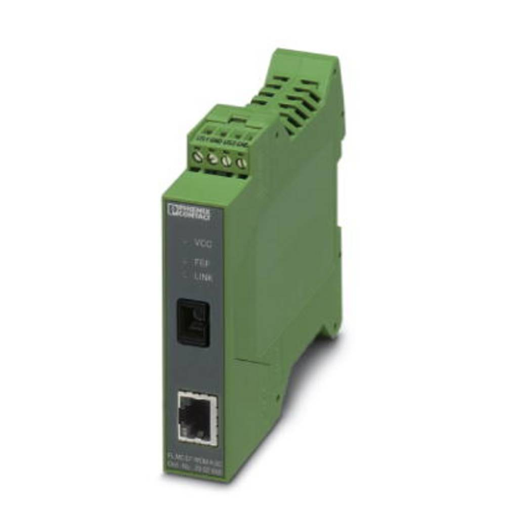 Pretvornik za optiko Phoenix Contact FL MC EF WDM-A SC Pretvornik za optiko