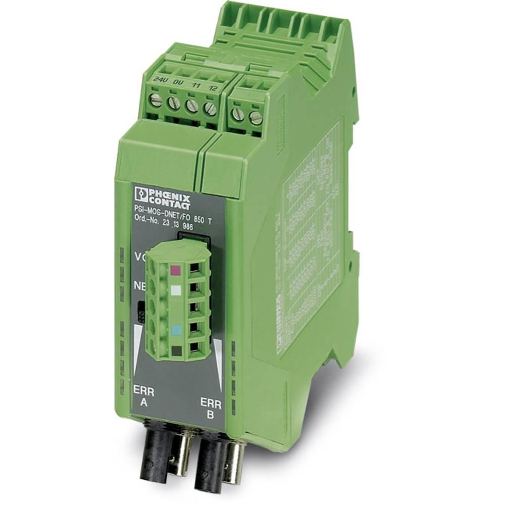 Optički pretvarač Phoenix Contact PSI-MOS-DNET/FO 850 T optički pretvarač