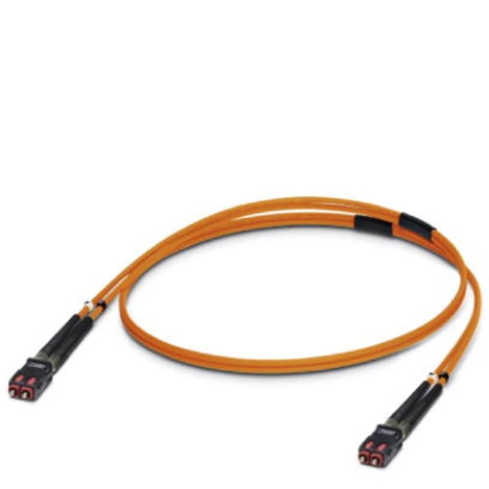 Optični priključni kabel [1x SC-RJ vtič - 1x SC-RJ vtič] 50/125µ Multimode OM2 1 m Phoenix Contact