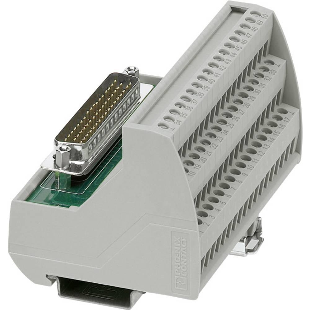 VIP-3/SC/D50SUB/M - Prenosni modul VIP-3/SC/D50SUB/M Phoenix Contact vsebina: 1 kos