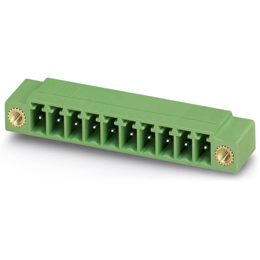 Pinsko ohišje za tiskano vezje MC Phoenix Contact 1843839 raster: 3.50 mm 100 kosov