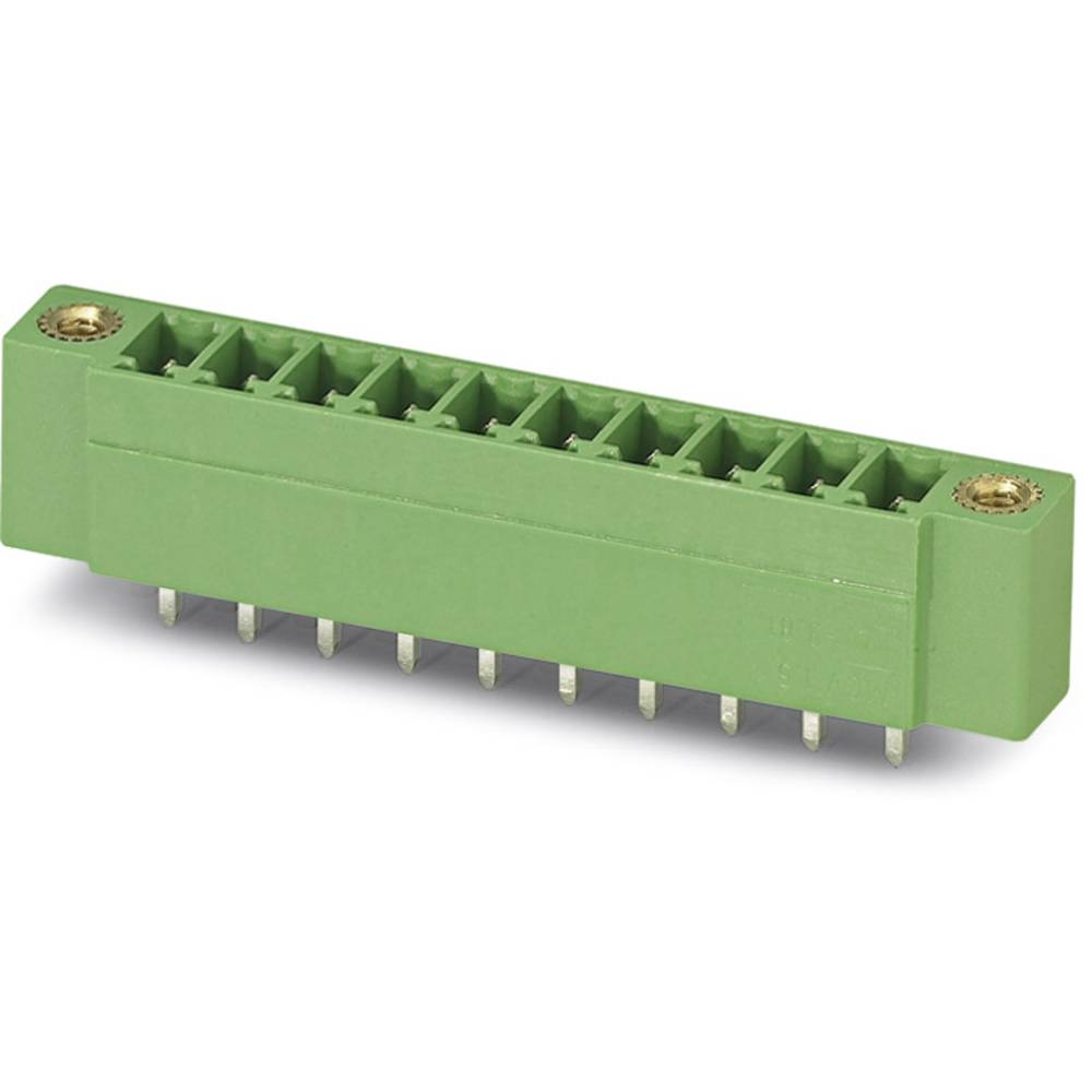 Stiftkabinet-printplade MCV (value.1361151) Samlet antal poler 6 Phoenix Contact 1830635 Rastermål: 3.81 mm 100 stk