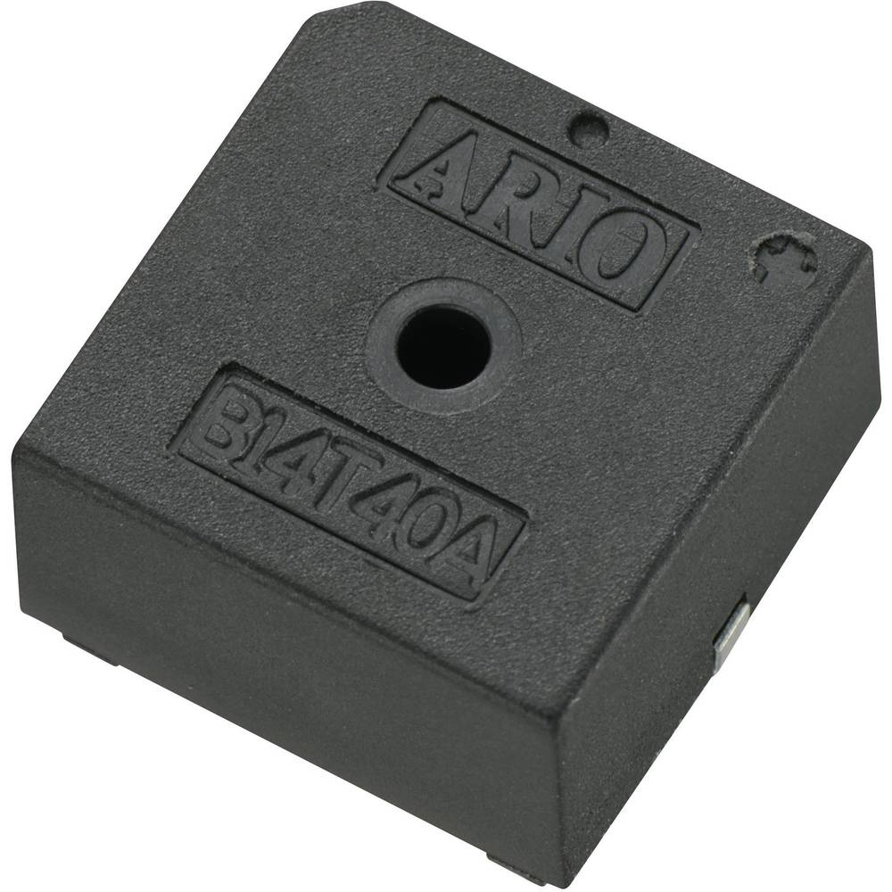 SMD signalizator, glasnoča: 88dB, 3-24 V/DC, potrošnja struje: 8 mA,