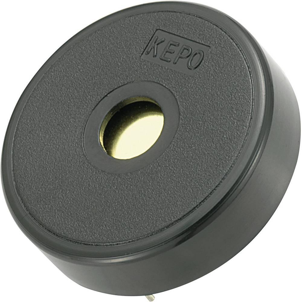Piezo signalizator serije KP,glasnoća: 75 dB, 12 V/AC KPT-G3510-K8443 KEPO
