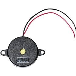 Piezo brenčalo, nivo hrupa: 90 dB 9 V/DC vsebuje: 1 kos