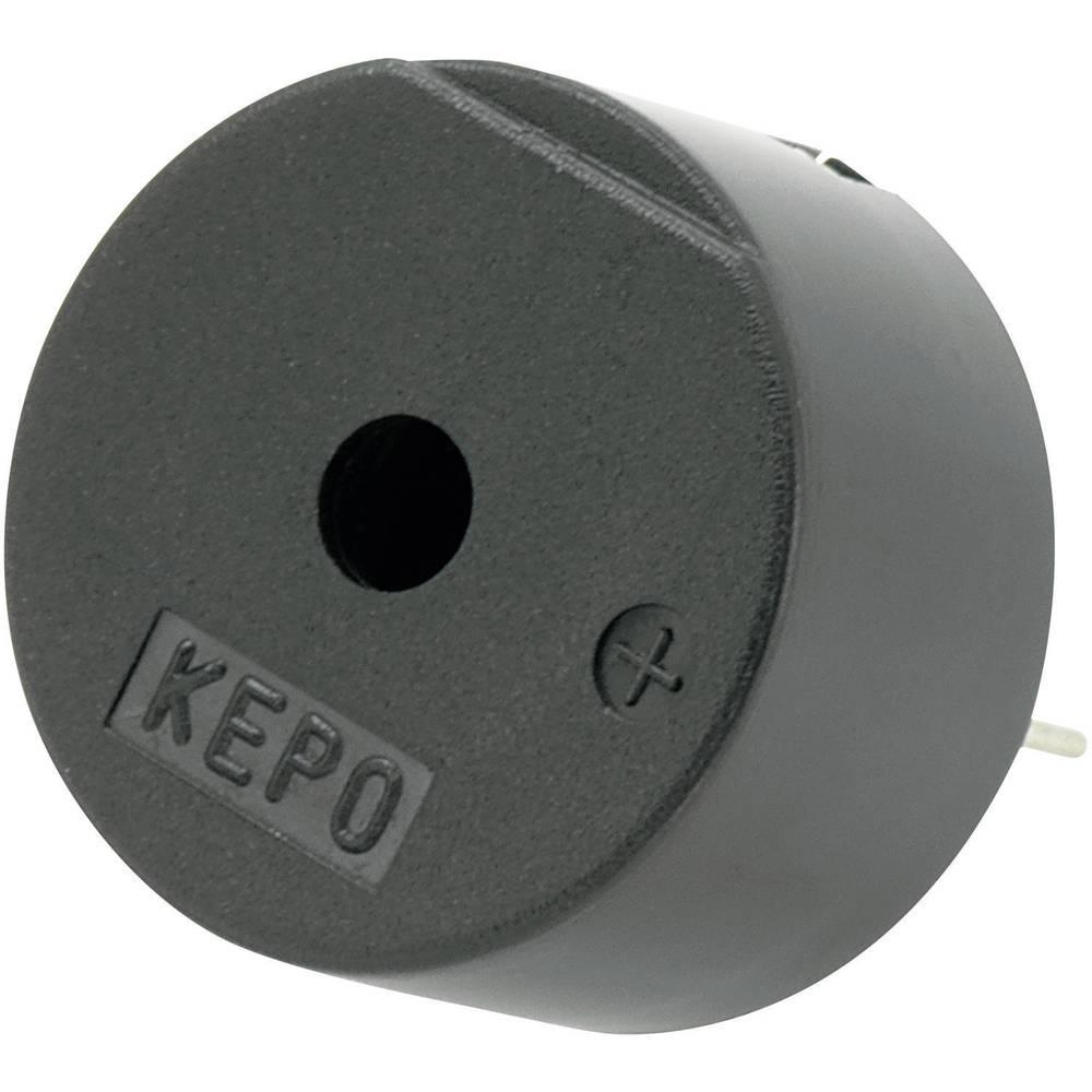 Piezo-alarm (value.1782093) Støjudvikling: 85 dB Spænding: 12 V Kontinuerlig lyd (value.1730255) KEPO KPI-G1410C-K8482 1 stk